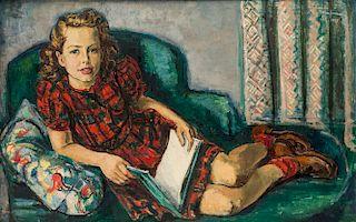 ARTHUR KAUFMANN (GERMAN-AMERICAN 1888-1971)