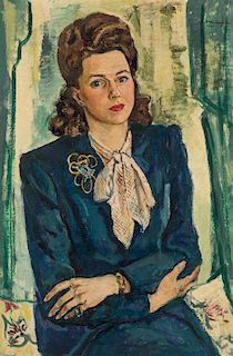 ARTHUR KAUFMANN (GERMAN 1888-1971)