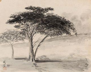 HU SHI XI (CHINESE B. 1905)