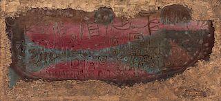 BEDRI RAHMI EYUBOGLU (TURKISH 1911-1975)