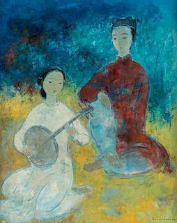 VU CAO DAM (VIETNAMESE-FRENCH 1908-2000)