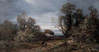 GABRIEL HIPPOLYTE LEBAS (FRENCH 1812-1880)