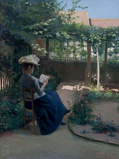 ERNEST ANGE DUEZ (FRENCH 1843-1896)
