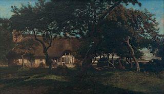 EUGENE ANTOINE SAMUEL LAVIEILLE (FRENCH 1820-1889)
