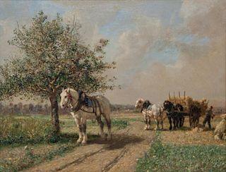JULES JACQUES VEYRASSAT (FRENCH 18281893)
