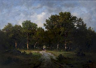 LEON RICHET (FRENCH 1847-1907)