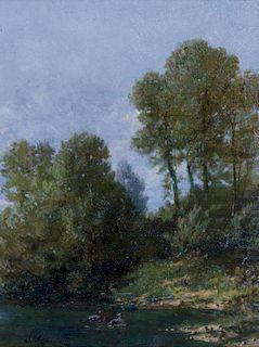 STANISLAS VICTOR EDOUARD LEPINE (FRENCH 1835-1892)