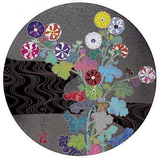 """Takashi Murakami POP """"Kansei: the Golden Age"""""""