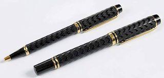 Two Waterman Le Man Pens