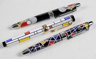 Three Acme Pens