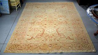 Indo-Oushak  Carpet
