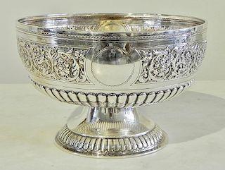 English Sterling Bowl