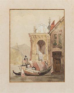 * Artist Unknown, (Italian, 19th Century), Lago Maggiore