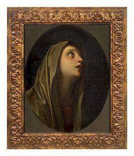 After Guido Reni, (19th Century), The Virgin, 1872