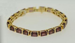 Jacor Tourmaline Bracelet