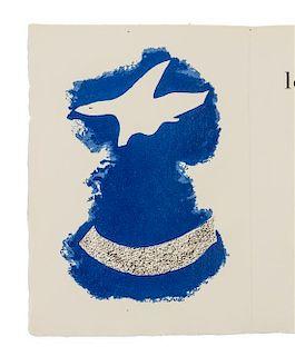 * BRAQUE, Georges (1882-1963). Le Tir - l'Arc. Paris: Louis Broder, 1960.