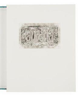 * REINER, Imre (1900-1987), illustrator. -- NERVAL, G-rard de (1808-1855). Aurelia. Paris: A. Loewy, 1970.