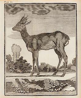 LE VERRIER DE LA CONTERIE, Jean Baptiste Jacques (1718-1783). Venerie Normande, ou l'Ecole de la chasse aux chiens courants.