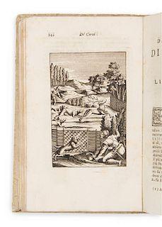 RAIMONDI, Eugenio. Le Caccie fiere armate e disarmate. Venice: Francesco Locatelli, 1785.