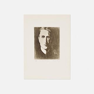 Man Ray, Cela Vit (Portrait of Marcel Duchamp)