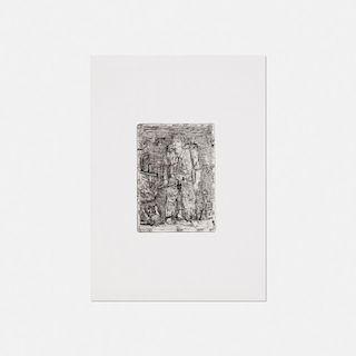 Georg Baselitz, Untitled