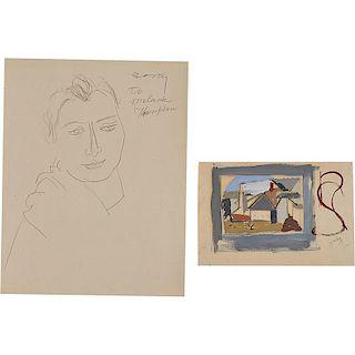 Arshile Gorky (American, 1904-1948)