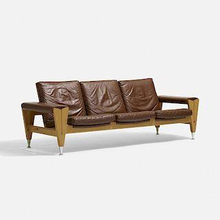 Hans J. Wegner, sofa, model GE 500