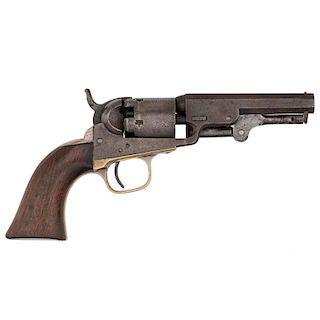 """Colt Model 1849 4"""" Percussion Revolver"""