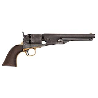 "Colt M1861 ""Navy-Navy"" Percussion Revolver"