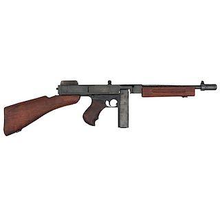 Saw Cut Thompson Model 1928A1
