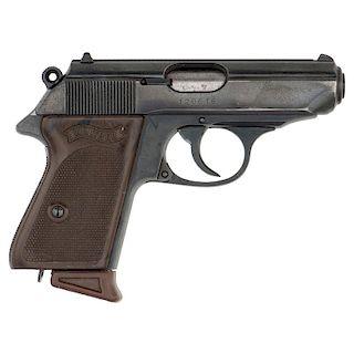 ** German Walther PPK Semi-Automatic Pistol