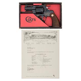 "* 2.5"" Colt Python Revolver"