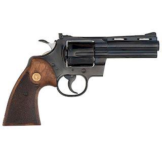 * Colt Python Revolver