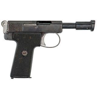 ** Webley & Scott Humane Killer Automatic Pistol