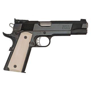 * Les Baer Custom Match Pistol