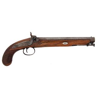 British Military Pistol by T. Mortimer & Co