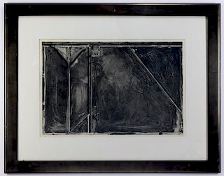 Richard Diebenkorn Folsom Street Variations II 1986
