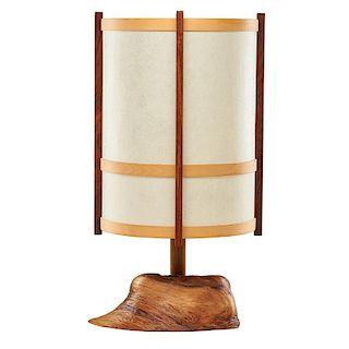 GEORGE NAKASHIMA Large table lamp