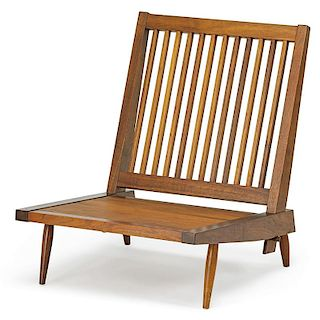 GEORGE NAKASHIMA Cushion chair