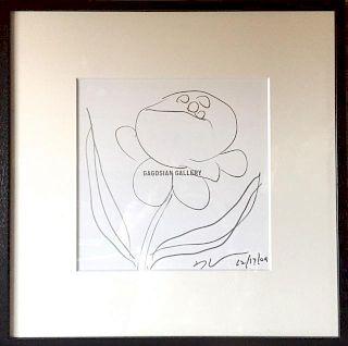 Flower - Jeff Koons