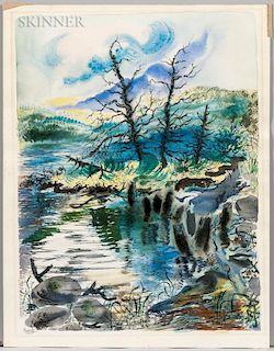 George Grosz (German/American, 1893-1959)  Evening