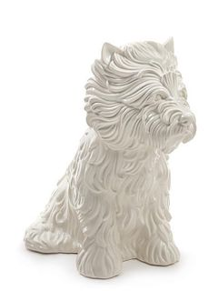 * Jeff Koons, (American, b. 1955), Puppy (Vase), 1998