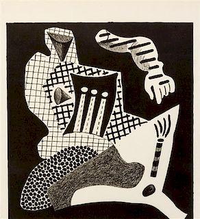Stuart Davis, (American, 1892-1964), Composition, 1931