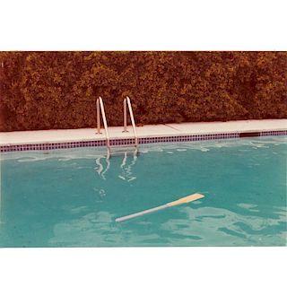 David Hockney, photograph