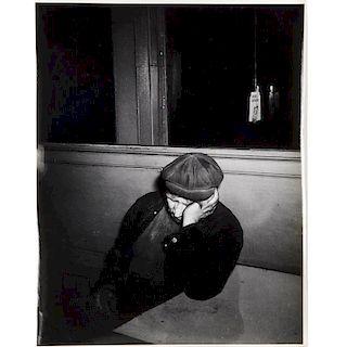 Weegee, photograph