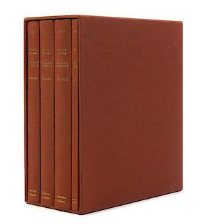 (HOPPER, EDWARD) Edward Hopper: A Catalogue Raisonne. NY, 1995. 4 vols.