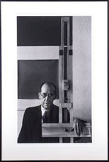 Piet Mondrian, New York', 1942 (later print)