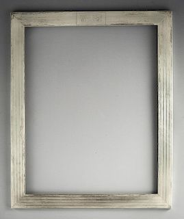 Lebkuecher & Co. Sterling Picture Frame