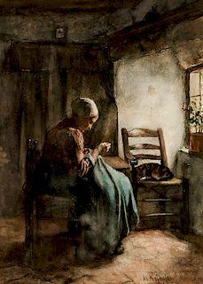 Albert Neuhuys (Dutch, 1844-1914)
