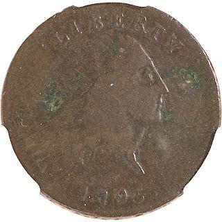 U.S. 1793 CHAIN 1C COIN